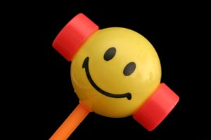 smiley hammer
