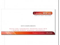 Corporate Identity for Lawes Marsh